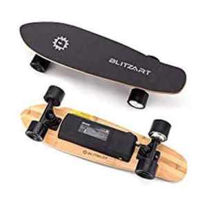 BLITZART Huracane 38″ Electric Longboard