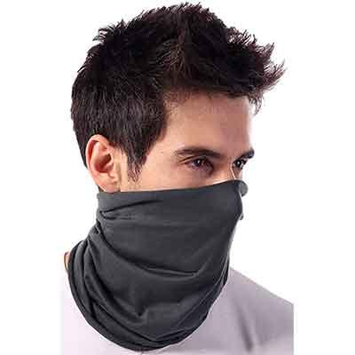Tough headband 12 in 1 headwear snowboard mask