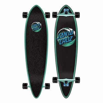 Santacruz longboards are very expensive