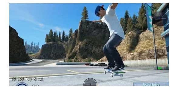 skate3 tricks