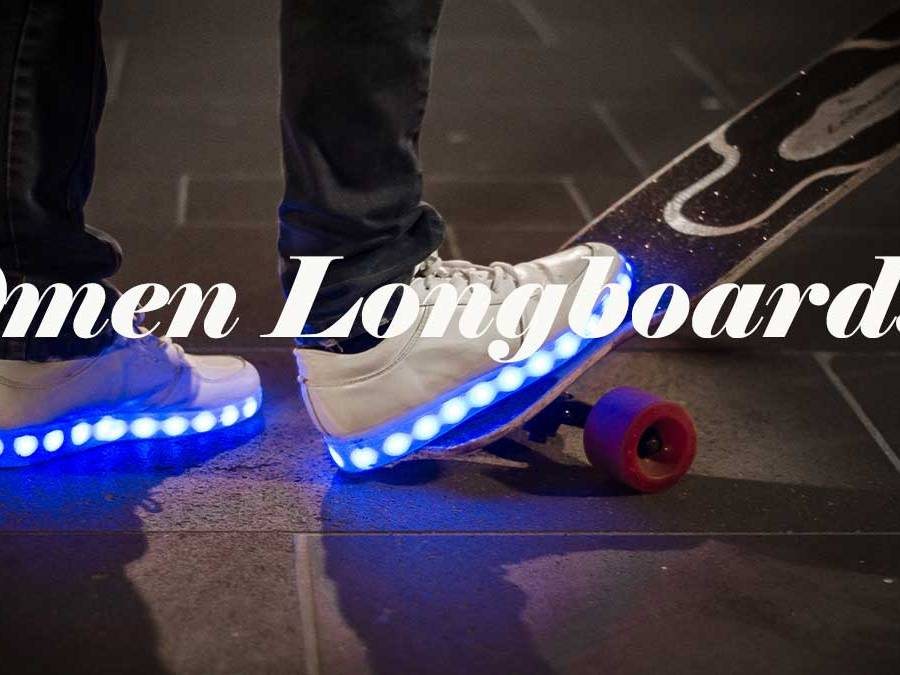 Omen Longboards review