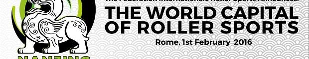 A Nanjing vanno i World Roller Games 2017