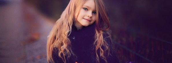 Wie heißt das hübsche Kind?