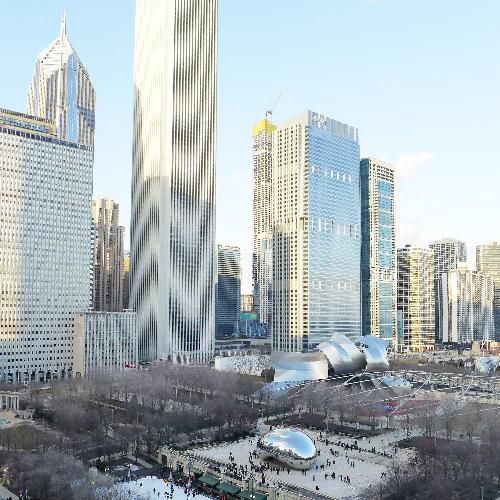 Chicago. Le loop.