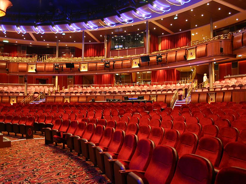 Royal Theatre - Harmony of the Seas