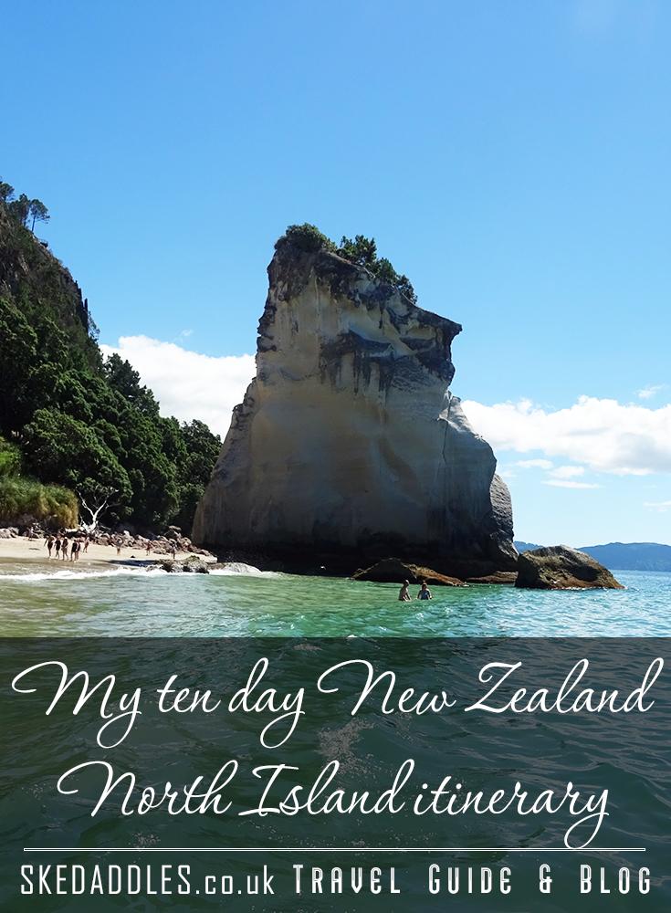 My ten-day itinerary around New Zealands North Island