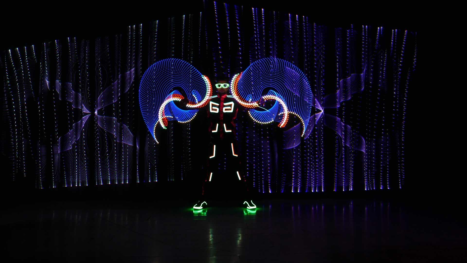 LED Buugeng Show