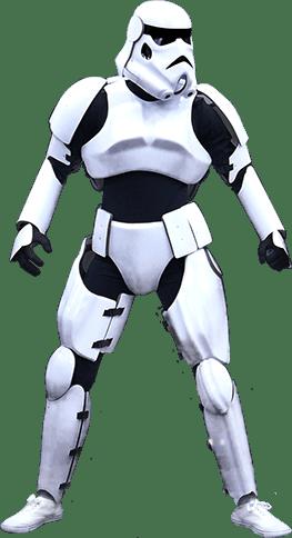 Trooper Robot