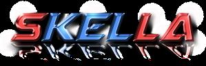 Skella Textual Logo