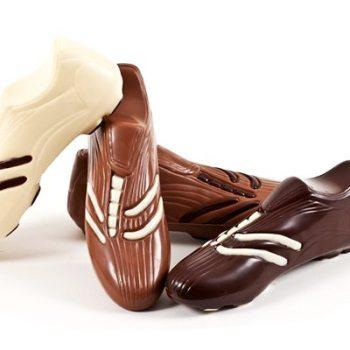 Chocolate Football Boot