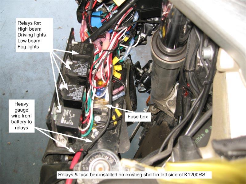 Bmw K1200gt Wiring Diagram | Wiring Diagram on