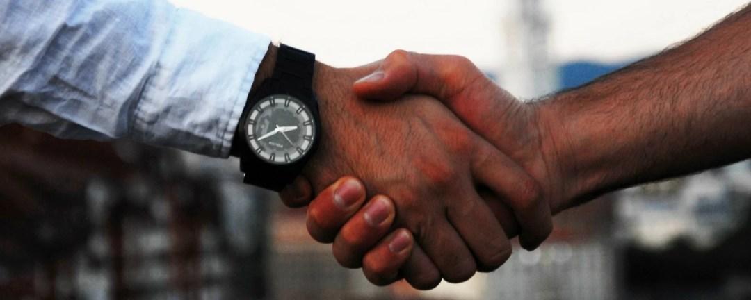 handshake-partner
