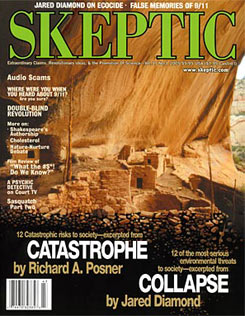 Skeptic magazine, vol 11, no 3