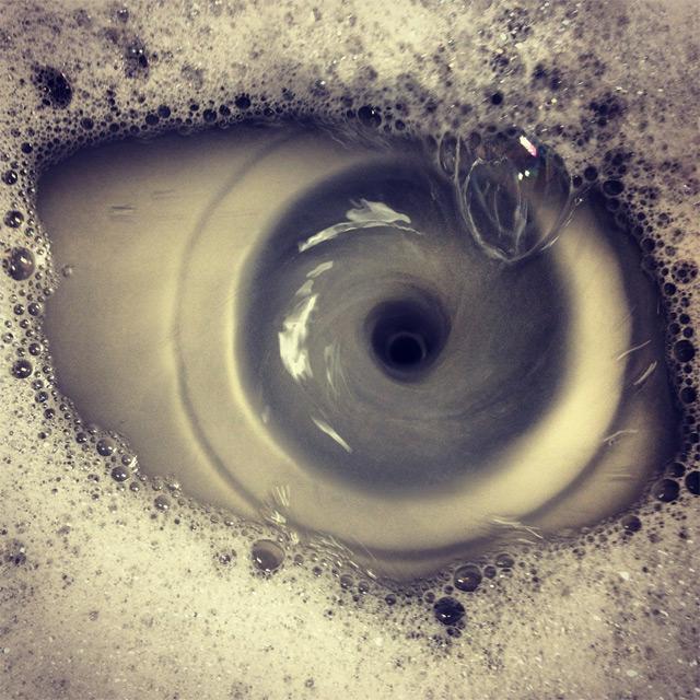 eyeballsink
