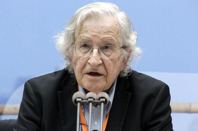 Noam Chomsky comments on the GOP