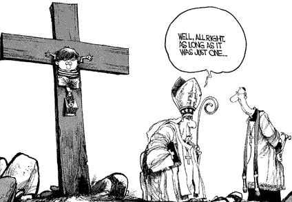 Catholic sex abuse scandal
