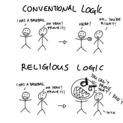 atheist faith