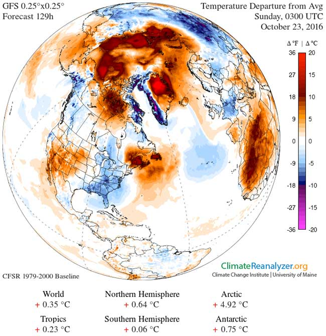 Arctic Sea ice is heading for trouble • Skeptical Science