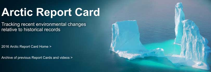 What does the latest Arctic Report Card tell us? – #Climate