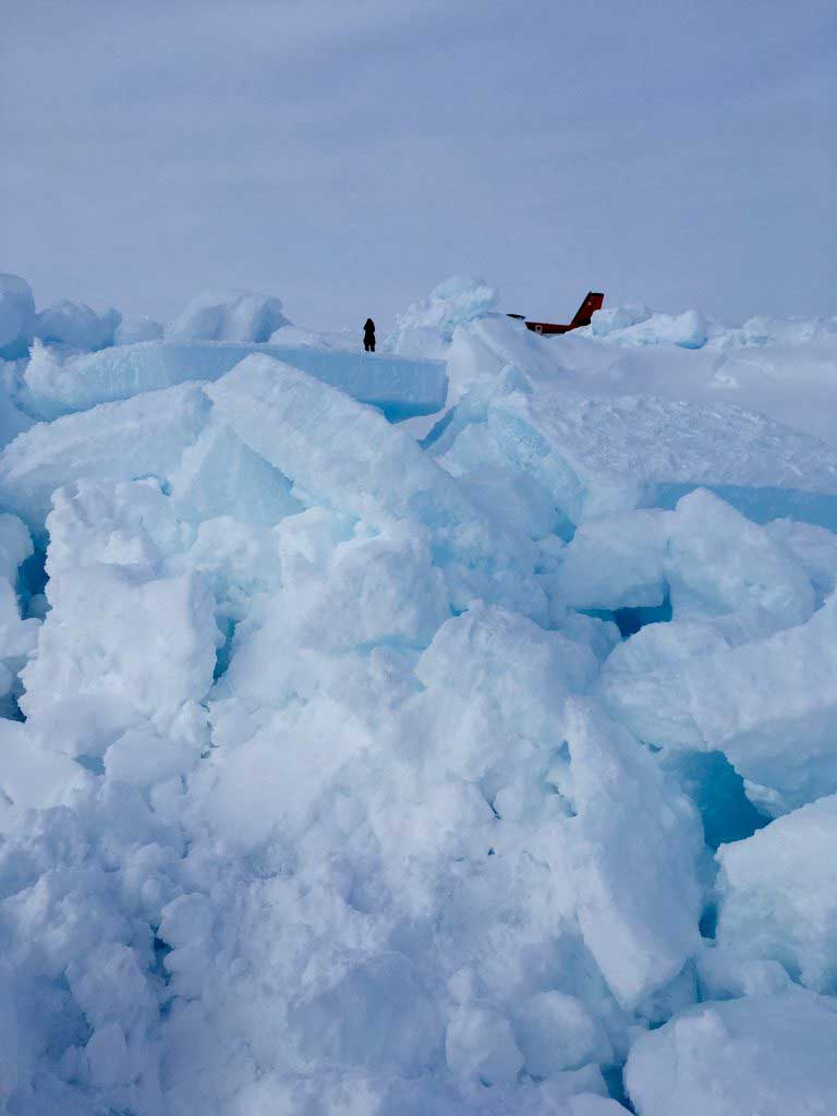 Was April in the #Arctic regular or record breaking?
