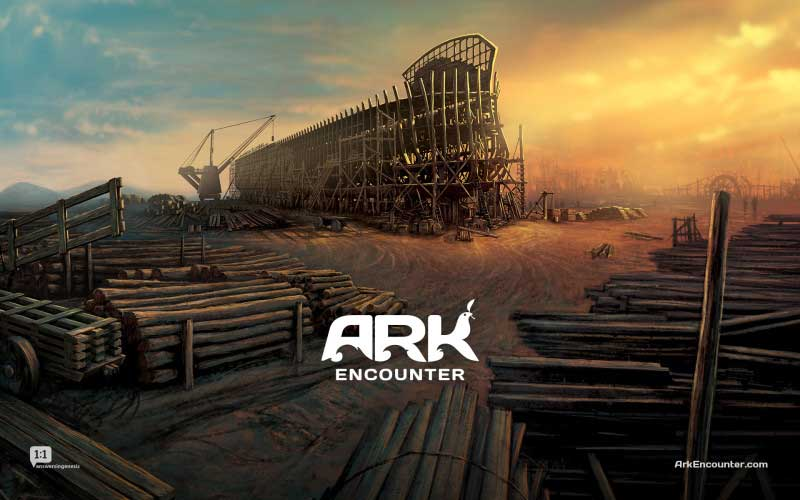 Ark Encounter updates – they will finally pay up.
