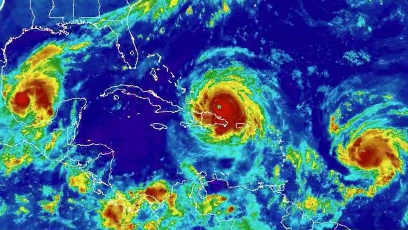 hurricane intensity