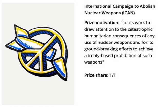 nobel prize peace