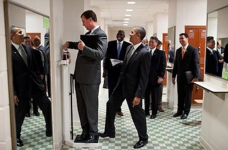 Obama has a sense of humour