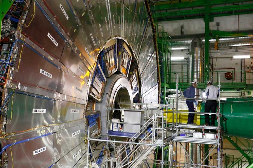 What Happens If You Stick Your Head in a Particle Accelerator?