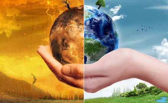 global warming trend