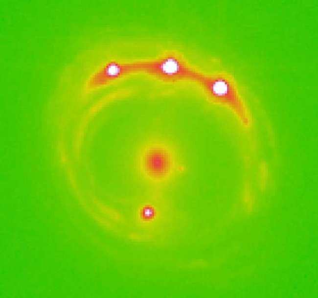 Extragalactic planets