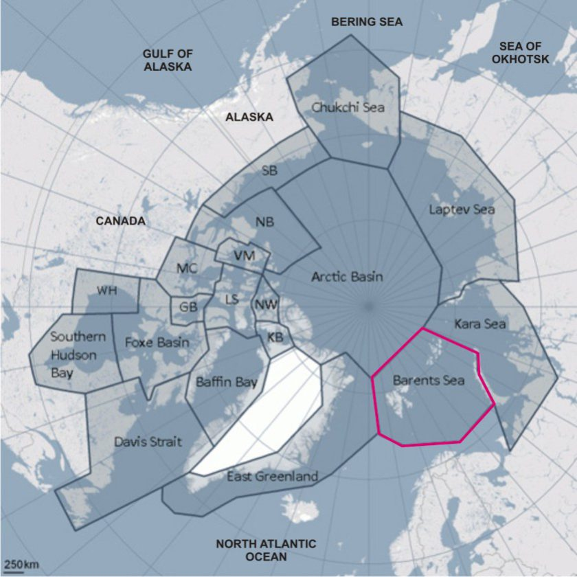'Atlantification' of Arctic Barents sea tipping it towards new climate regime
