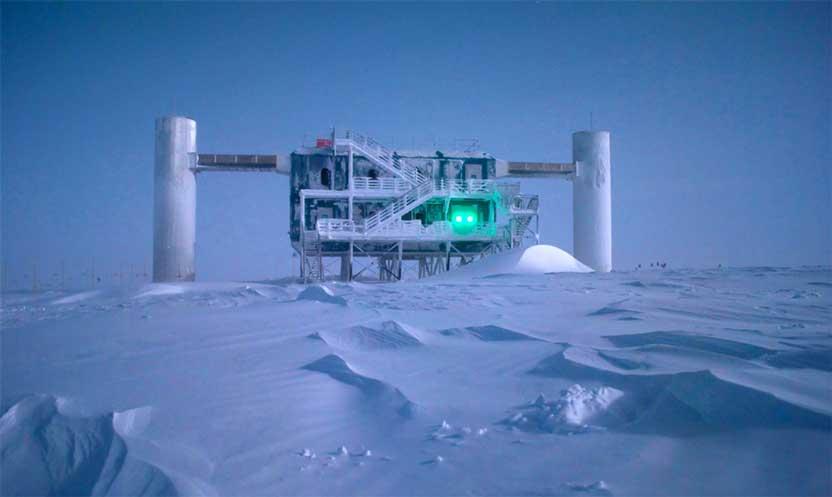 Neutrinos open new window into universe