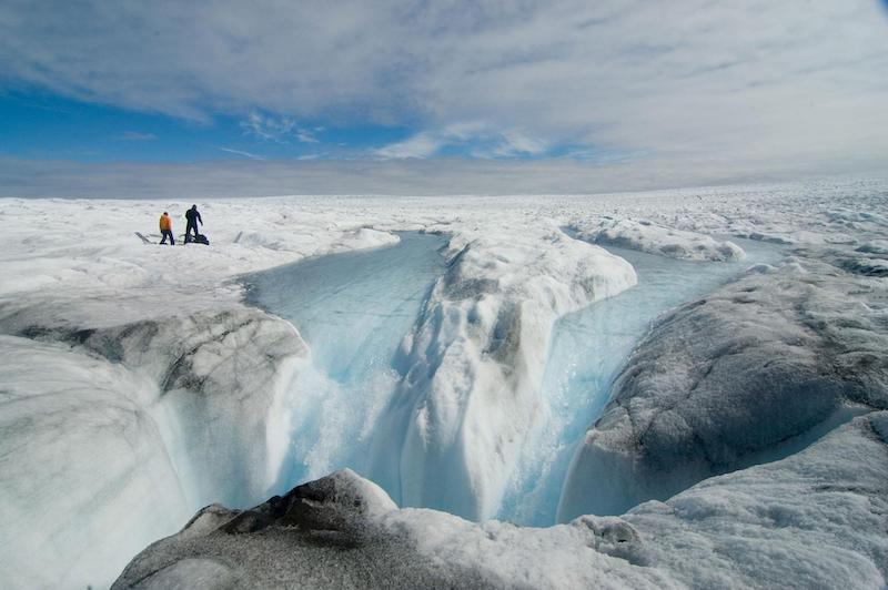 Greenland Ice Mass melt is Accelerating