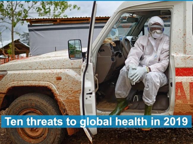 health threats