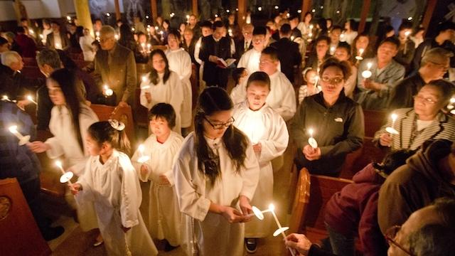 catholic confidence in priests