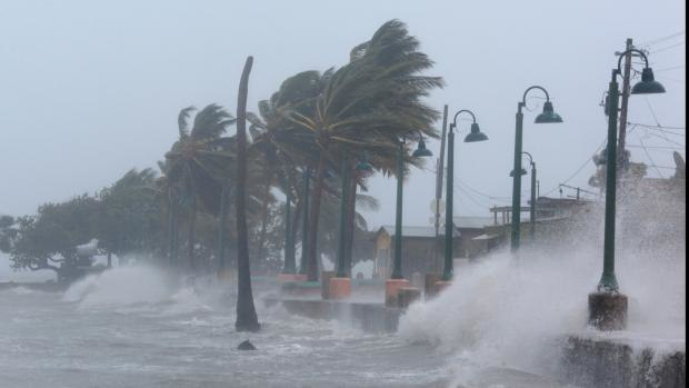 Climate Change: Hurricanes are strengthening faster