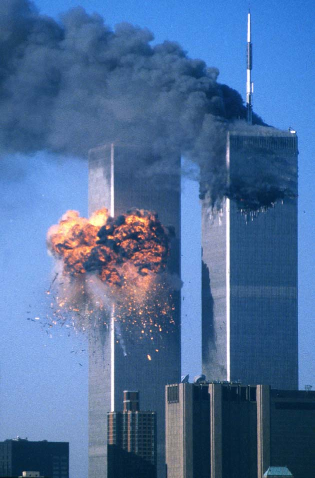Was 9/11 a controlled demolition?