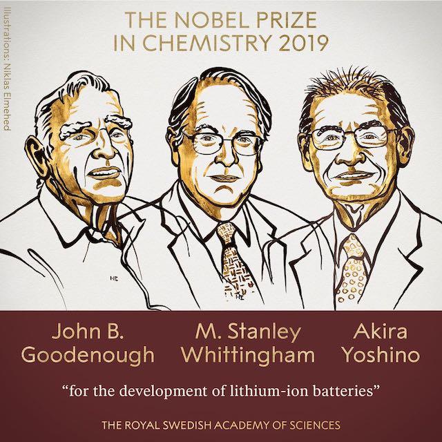 Nobel 2019 Chemistry