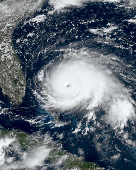 hyperactive Atlantic hurricane season