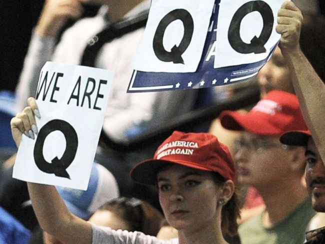 The ongoing evolution of QAnon