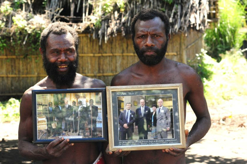 The Death of a Vanuatu God - Prince Philip