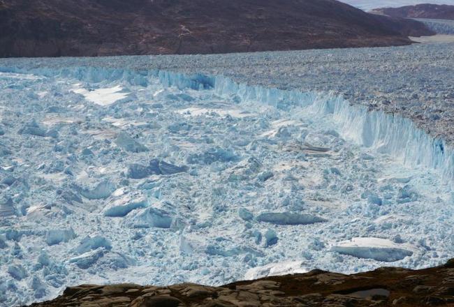 Antarctic and Sea Level Rise