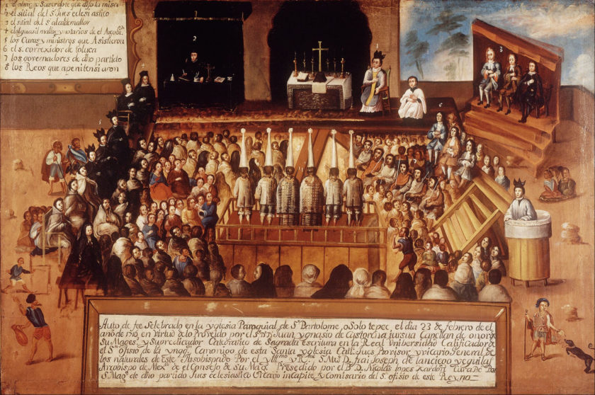 Persecution: Nobody expects the Spanish Inquisition to impact us today