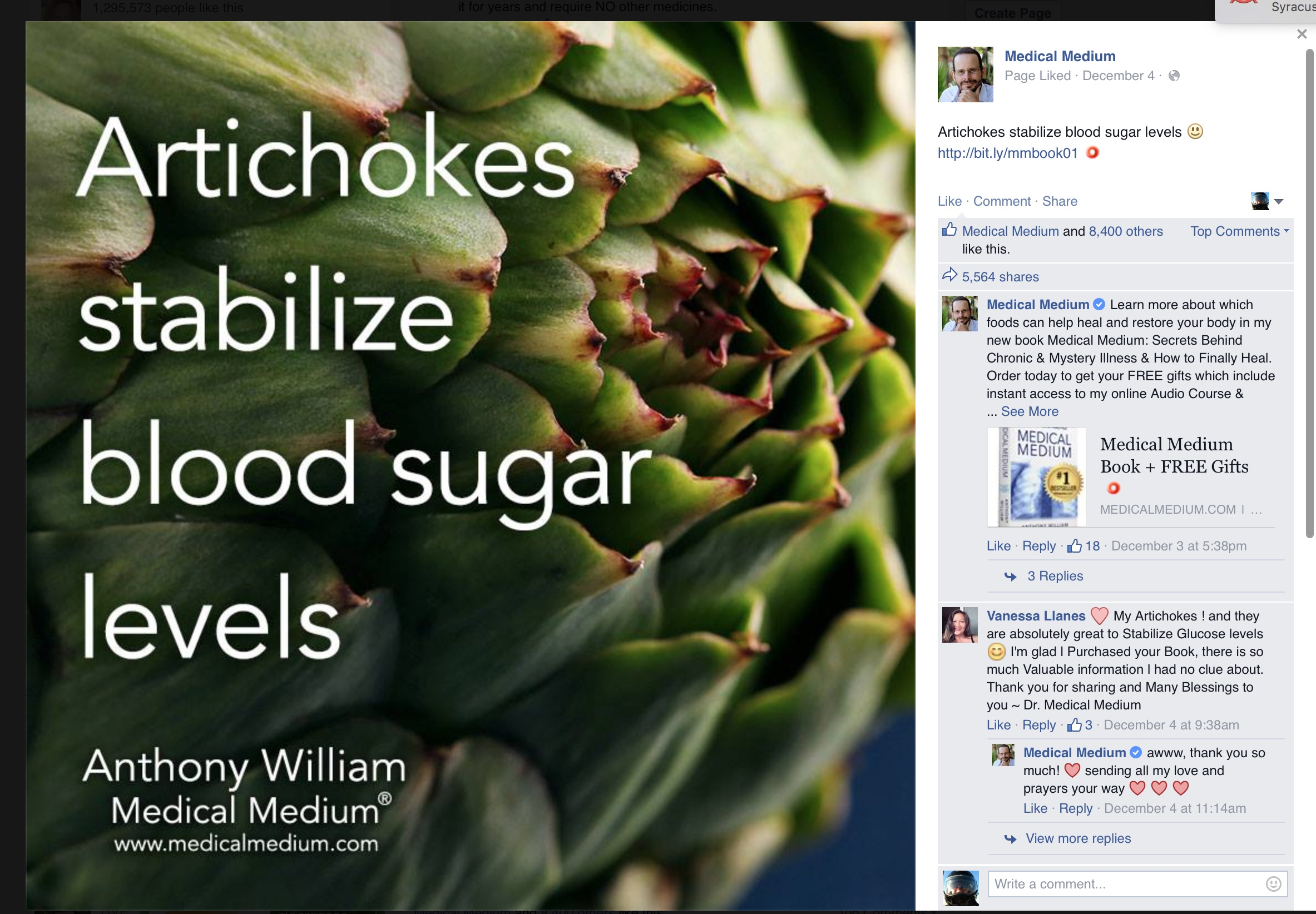 Anthony williams medical medium bad reviews - The Medical Medium Claims That Artichokes Stabilize Blood Sugar An Important Issue For Diabetics Sure Choosing The Right Foods Can Help Maintain A Proper