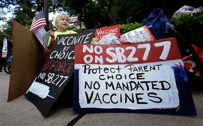 SB277 preliminary injunction