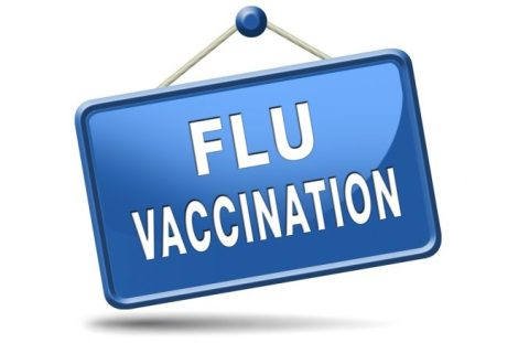 influenza vaccination