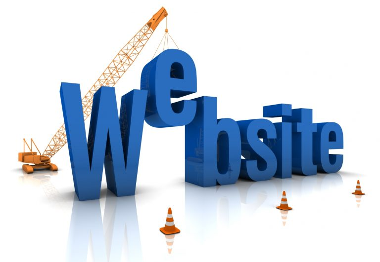 website construction polling