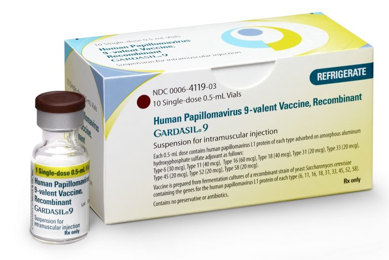 HPV vaccine affects fertility