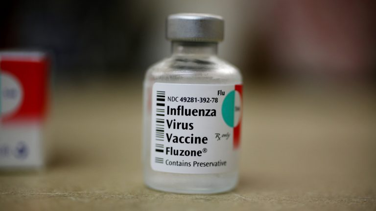 pediatric flu vaccine